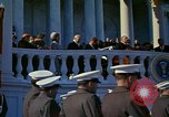 Image of presidential inauguration Washington DC USA, 1961, second 46 stock footage video 65675073214