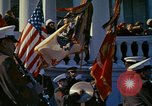 Image of presidential inauguration Washington DC USA, 1961, second 47 stock footage video 65675073214