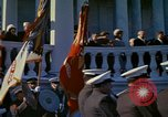 Image of presidential inauguration Washington DC USA, 1961, second 49 stock footage video 65675073214