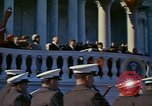 Image of presidential inauguration Washington DC USA, 1961, second 51 stock footage video 65675073214