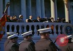 Image of presidential inauguration Washington DC USA, 1961, second 53 stock footage video 65675073214