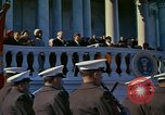 Image of presidential inauguration Washington DC USA, 1961, second 54 stock footage video 65675073214