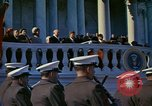 Image of presidential inauguration Washington DC USA, 1961, second 55 stock footage video 65675073214