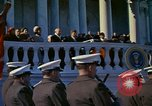 Image of presidential inauguration Washington DC USA, 1961, second 56 stock footage video 65675073214