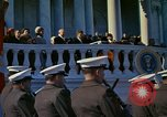 Image of presidential inauguration Washington DC USA, 1961, second 57 stock footage video 65675073214