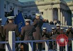 Image of presidential inauguration Washington DC USA, 1961, second 59 stock footage video 65675073214