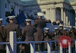 Image of presidential inauguration Washington DC USA, 1961, second 61 stock footage video 65675073214