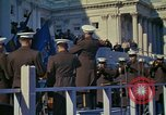 Image of presidential inauguration Washington DC USA, 1961, second 62 stock footage video 65675073214