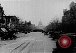 Image of Pennsylvania Avenue Washington DC USA, 1926, second 15 stock footage video 65675073226