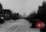Image of Pennsylvania Avenue Washington DC USA, 1926, second 16 stock footage video 65675073226