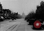 Image of Pennsylvania Avenue Washington DC USA, 1926, second 17 stock footage video 65675073226
