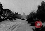Image of Pennsylvania Avenue Washington DC USA, 1926, second 18 stock footage video 65675073226