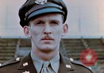 Image of decorations on table European Theater, 1945, second 38 stock footage video 65675073244