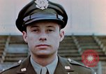 Image of decorations on table European Theater, 1945, second 43 stock footage video 65675073244