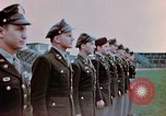 Image of decorations on table European Theater, 1945, second 51 stock footage video 65675073244