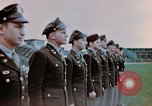 Image of decorations on table European Theater, 1945, second 53 stock footage video 65675073244