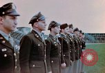 Image of decorations on table European Theater, 1945, second 54 stock footage video 65675073244