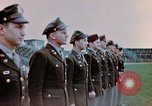Image of decorations on table European Theater, 1945, second 55 stock footage video 65675073244