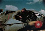 Image of A-26 Invader aircraft European Theater, 1945, second 14 stock footage video 65675073245