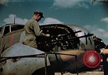 Image of A-26 Invader aircraft European Theater, 1945, second 34 stock footage video 65675073245