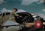 Image of A-26 Invader aircraft European Theater, 1945, second 47 stock footage video 65675073245