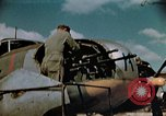 Image of A-26 Invader aircraft European Theater, 1945, second 56 stock footage video 65675073245