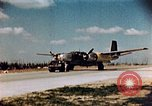 Image of A-26 Invader aircraft European Theater, 1945, second 8 stock footage video 65675073246