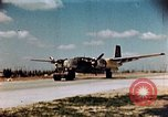 Image of A-26 Invader aircraft European Theater, 1945, second 9 stock footage video 65675073246