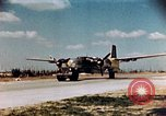 Image of A-26 Invader aircraft European Theater, 1945, second 10 stock footage video 65675073246