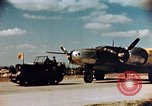 Image of A-26 Invader aircraft European Theater, 1945, second 18 stock footage video 65675073246
