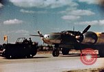 Image of A-26 Invader aircraft European Theater, 1945, second 19 stock footage video 65675073246