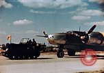 Image of A-26 Invader aircraft European Theater, 1945, second 22 stock footage video 65675073246