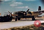 Image of A-26 Invader aircraft European Theater, 1945, second 23 stock footage video 65675073246