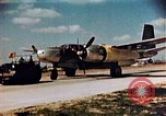 Image of A-26 Invader aircraft European Theater, 1945, second 25 stock footage video 65675073246