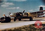 Image of A-26 Invader aircraft European Theater, 1945, second 26 stock footage video 65675073246