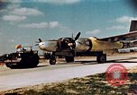Image of A-26 Invader aircraft European Theater, 1945, second 27 stock footage video 65675073246