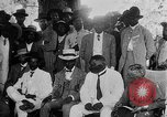 Image of Peace conference Haiti West Indies, 1924, second 3 stock footage video 65675073261