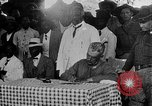 Image of Peace conference Haiti West Indies, 1924, second 17 stock footage video 65675073261