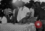 Image of Peace conference Haiti West Indies, 1924, second 20 stock footage video 65675073261