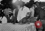 Image of Peace conference Haiti West Indies, 1924, second 21 stock footage video 65675073261