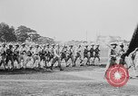 Image of Haitian Gendarmerie Haiti West Indies, 1924, second 31 stock footage video 65675073266