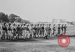 Image of Haitian Gendarmerie Haiti West Indies, 1924, second 32 stock footage video 65675073266
