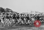 Image of Haitian Gendarmerie Haiti West Indies, 1924, second 35 stock footage video 65675073266