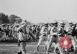 Image of Haitian Gendarmerie Haiti West Indies, 1924, second 37 stock footage video 65675073266