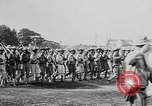 Image of Haitian Gendarmerie Haiti West Indies, 1924, second 38 stock footage video 65675073266