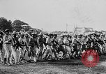 Image of Haitian Gendarmerie Haiti West Indies, 1924, second 39 stock footage video 65675073266