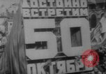 Image of May Day parade Moscow Russia Soviet Union, 1967, second 29 stock footage video 65675073279