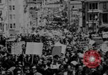 Image of peace demonstration San Francisco California USA, 1967, second 2 stock footage video 65675073294