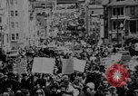 Image of peace demonstration San Francisco California USA, 1967, second 3 stock footage video 65675073294