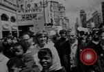 Image of peace demonstration San Francisco California USA, 1967, second 7 stock footage video 65675073294